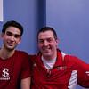 2013 College Squash Individual Championships: Amr Khaled Khalifa and Chris Abplanalp (St. Lawrence)