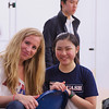 2013 College Squash Individual Championships: Amy Gross and Yan Xin Tan (Penn)