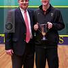 2013 College Squash Individual Championships: Bob Callahan and Todd Harrity (Princeton)