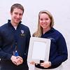 2013 College Squash Individual Championships: Dent Wilkens and Wetzel Award winner Kathryn Brummer (Mount Holyoke)