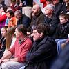 2013 College Squash Individual Championships: Crowd at Semifinals
