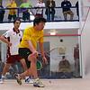 2013 Men's National Team Championships: Ahmed Abdel Khalek (Bates) and Kevin Chen (Williams)