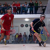 2013 Men's National Team Championships: Amr Khaled Khalifa (St. Lawrence) and Reinhold Hergeth (Trinity)