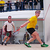 2013 Men's National Team Championships: Andy Cannon (Bates) and Julian Drobetsky (Williams)