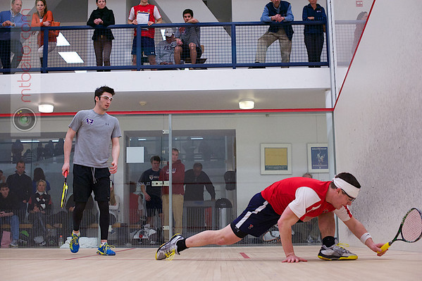2013 Men's National Team Championships: Danny Greenberg (Penn) and Albert Shoihet (Western Ontario)