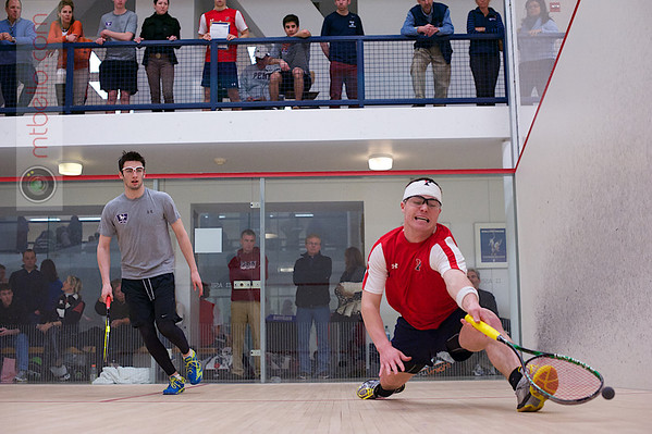 2013 Men's National Team Championships: Danny Greenberg (Penn) and Albert Shoihet (Western Ontario)