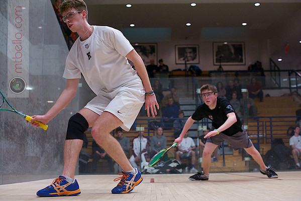 2013 Men's National Team Championships: Neil Cordell (Rochester) and Brandon McLaughlin (Harvard)