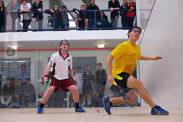 2013 Men's National Team Championships: Nick Marks (Williams) and Kristian Muldoon (Bates)