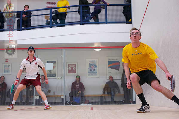 2013 Men's National Team Championships: R.J. Keating (Bates) and Alexander Greaves-Tunnell (Williams)