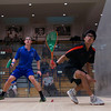 2013 Men's National Team Championships: Samuel Kang (Princeton) and Mauricio Sedano (Franklin & Marshall)