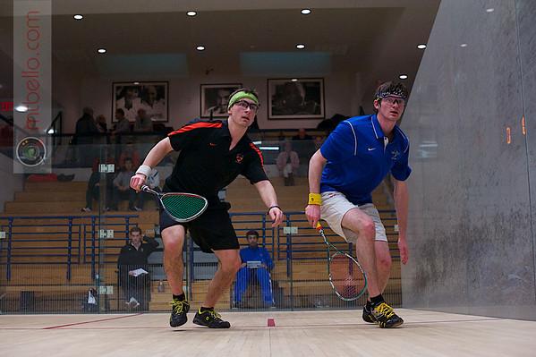 2013 Men's National Team Championships: Tyler Osborne (Princeton) and Ryan Mullaney (Franklin & Marshall)