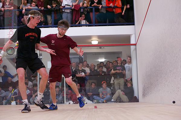 2013 Men's National Team Championships: Gary Power (Harvard) and Dylan Ward (Princeton)