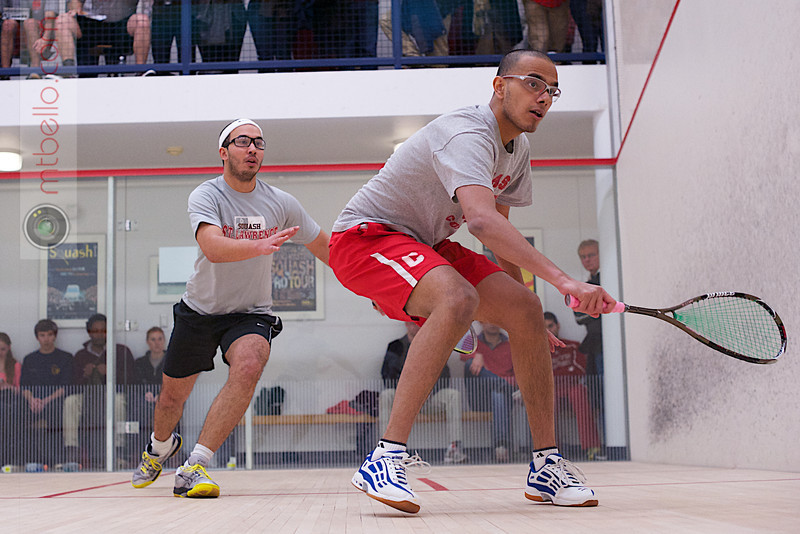 2013 Men's College Squash National Team Championships