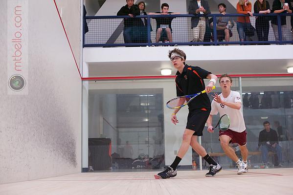 2013 Men's National Team Championships: Matt Roberts (Harvard) and David Hoffman (Princeton)