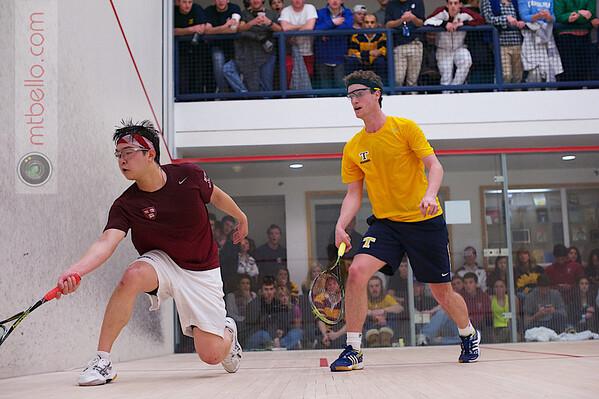 2013 Men's National Team Championships: Alexander Ma (Harvard) and Matthew Mackin (Trinity)