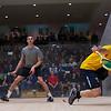 2013 Men's National Team Championships: Ali Farag (Harvard) and Reinhold Hergeth (Trinity)