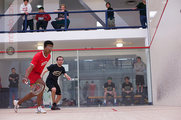 2013 Men's National Team Championships: Andrew Labadini (Boston College) and Paulo Da Moura (Boston University)