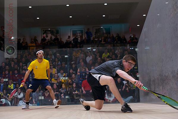 2013 Men's National Team Championships: Juan Vargas (Trinity) and Brandon McLaughlin (Harvard)