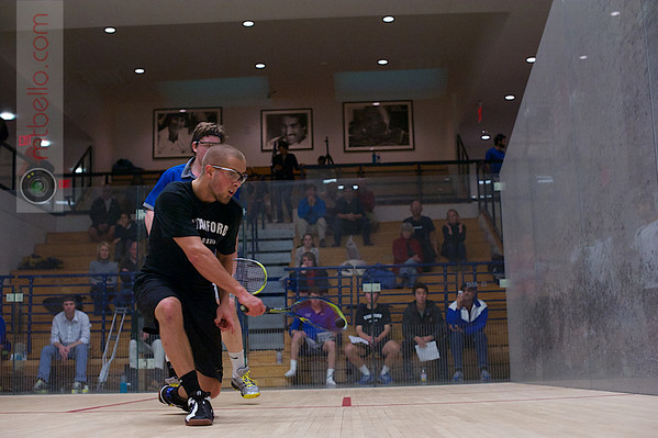 2013 Men's National Team Championships: Mark Wieland (Stanford) andTrey Simpson (Colby)