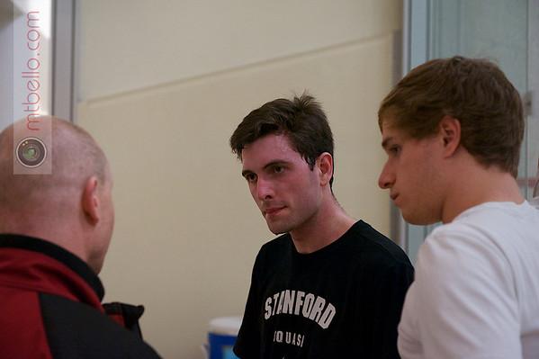 2013 Men's National Team Championships: Miles Bennett (Stanford)