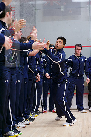 2013 Men's National Team Championships: Kenneth Chan (Yale)