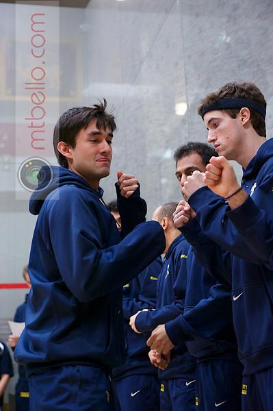 2013 Men's National Team Championships: Juan Lopez (Trinity)