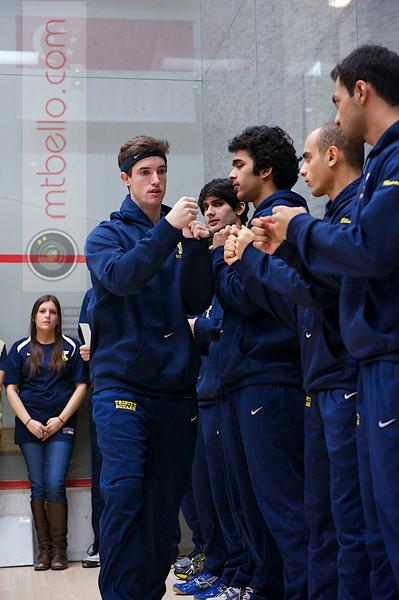 2013 Men's National Team Championships: Matthew Mackin (Trinity)