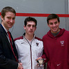 2013 Men's National Team Championships: Zeke Scherl and Jason Michas (Harvard)