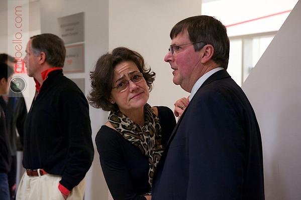 2013 Men's National Team Championships: Bob Callahan (Princeton) and Kristen Callahan
