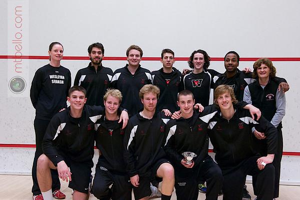 2013 Men's National Team Championships:(Wesleyan)