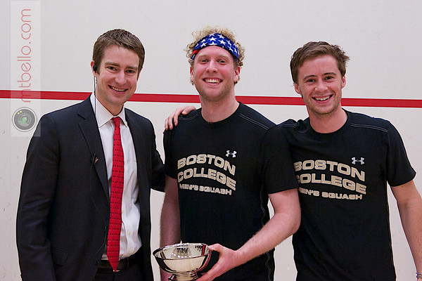 2013 Men's National Team Championships: (Boston College)