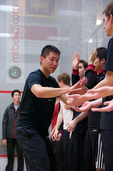 2013 Men's National Team Championships: Nick Xu (Stanford)