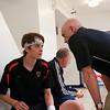 2013 Men's National Team Championships: David Hoffman (Princeton)  and Neil Pomphrey (Princeton)