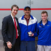 2013 Men's National Team Championships: Peter Gabranski (Colby) and Sakhi Khan