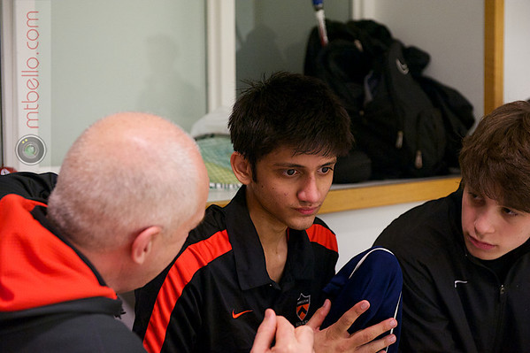 2013 Men's National Team Championships: Vivek Dinodia (Princeton)