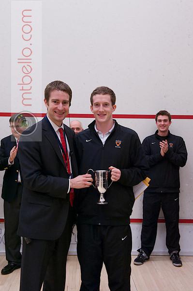 2013 Men's National Team Championships: Todd Harrity (Princeton)