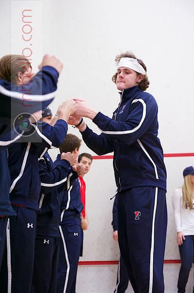 2013 Men's National Team Championships: August Frank (Penn)