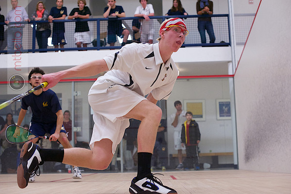 2013 Men's National Team Championships: Julian Gill (Cal Berkeley) and Luke Schweitzer (Charleston)