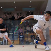 2013 Men's National Team Championships: Faraz Khan (Rochester) and Nigel Koh (Harvard)