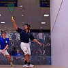 2013 NESCAC Championships: Juan Flores (Trinity) and Walker Lourie (Hamilton)