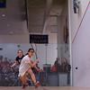 2013 NESCAC Championships: Wan Ning Seah (Middlebury) and Allison Beeman (Bowdoin)