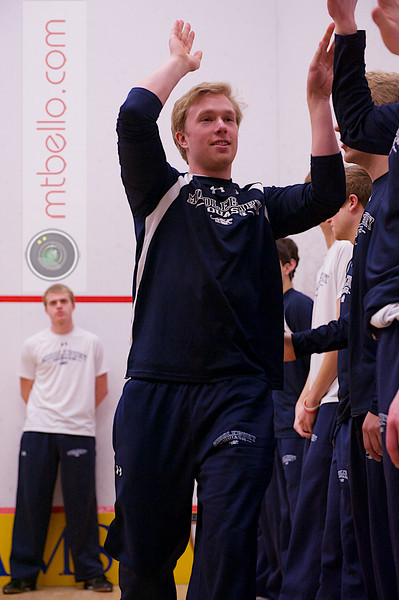 2013 NESCAC Championships: Spencer Hurst (Middlebury)
