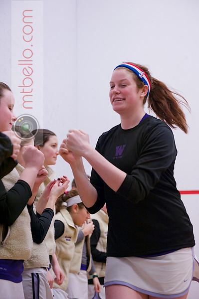 2013 NESCAC Championships: Alison Rubin (Williams)