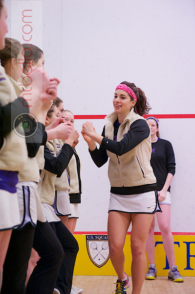 2013 NESCAC Championships: Laura Henry (Williams)