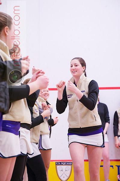 2013 NESCAC Championships: Caroline Sawin (Williams)