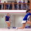 2013 Pioneer Valley Invitational: Ericka Robertson (Amherst) and Haley Vasquez (Wellesley)