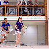 2013 Pioneer Valley Invitational: Corri Johnson (Amherst) and Alexandra Spiliakos (Wellesley)