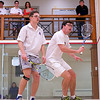 2013 Pioneer Valley Invitational: Alexander Southmayd (Amherst) and Harry Keeshan (Hamilton)