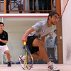 2013 Pioneer Valley Invitational: Kale Wilson (Western Ontario) and Kelvin Chen (Amherst)
