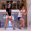 2013 Pioneer Valley Invitational: Haley Mendez (Harvard) and Hilary Gray (Hamilton)